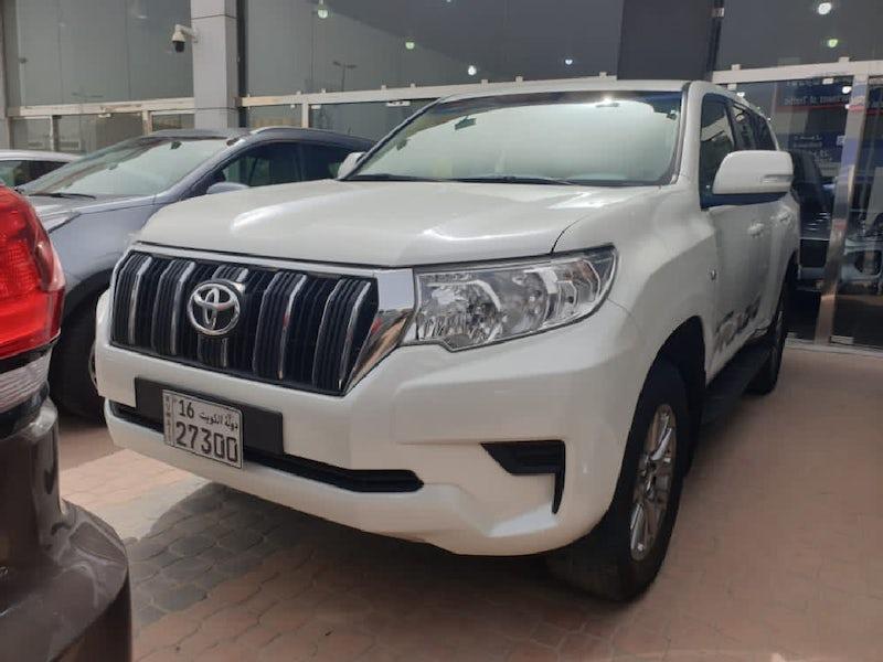 Toyota Prado TXL 2018