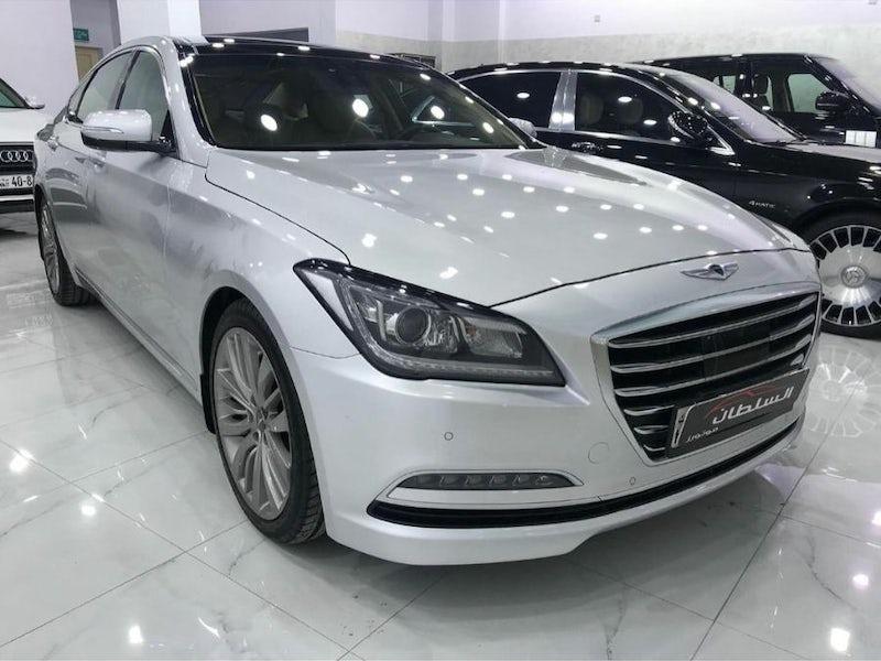 Hyundai Genesis 2017