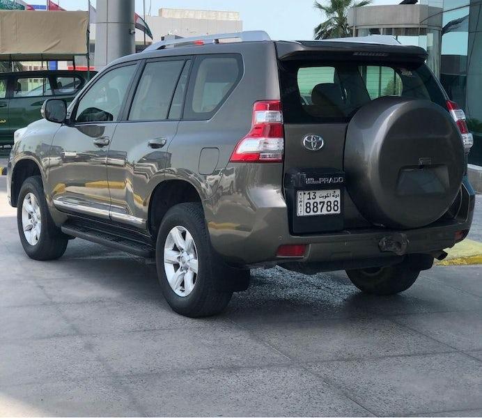 Toyota Prado TXL 2016