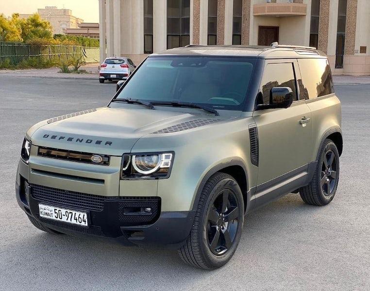 Land Rover Defender 110 2021