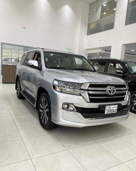 Toyota Land Cruiser GXR 2019