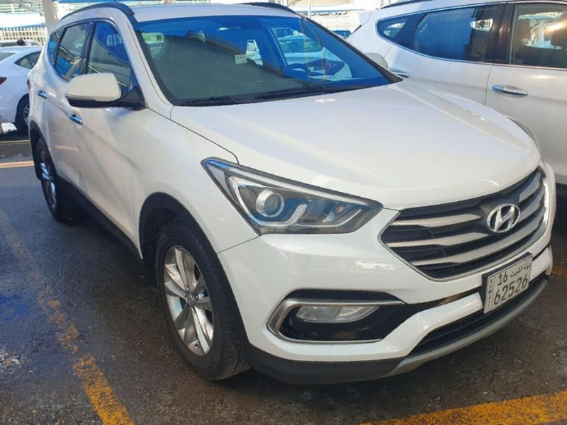 Hyundai Santafe 2018