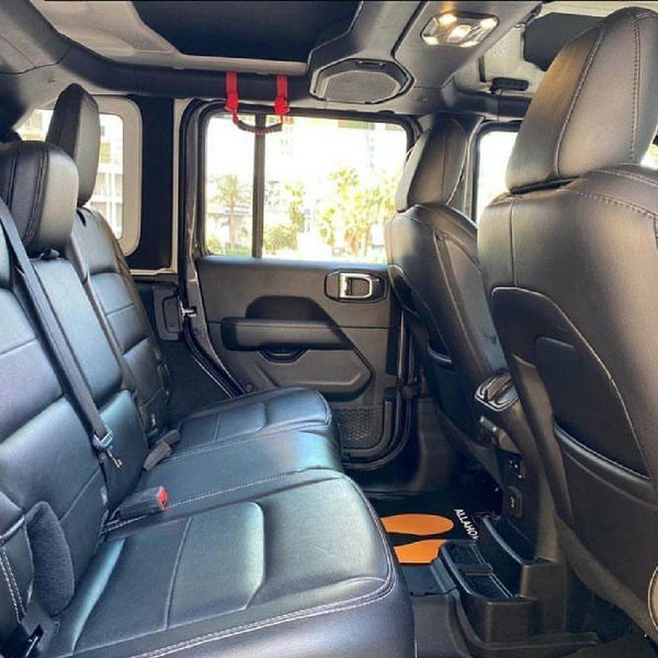 Jeep Wrangler Sahara Unlimited 2020