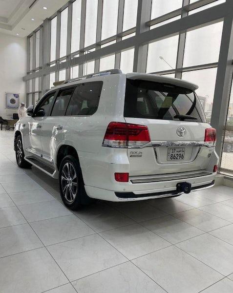 Toyota Land Cruiser GXR Grand Touring 2020