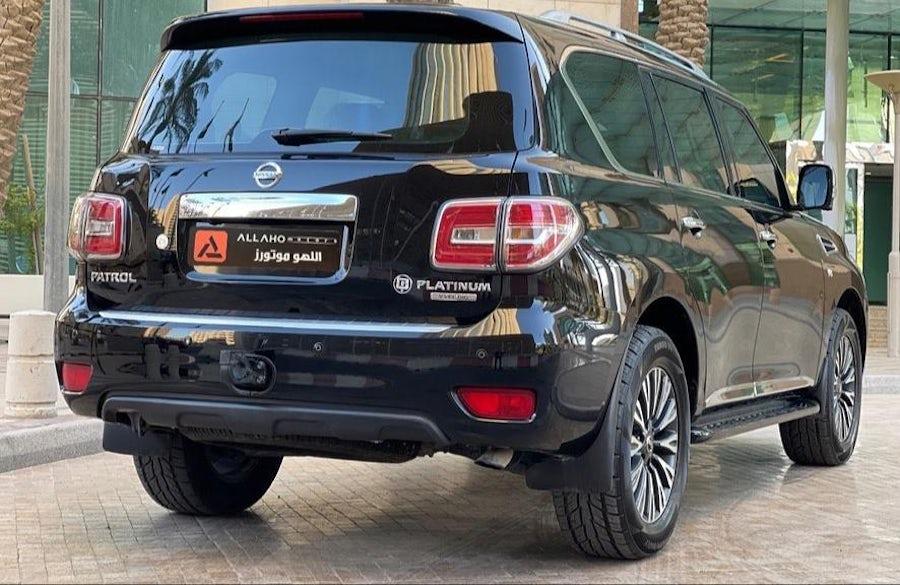Nissan Patrol LE Titanium 2016
