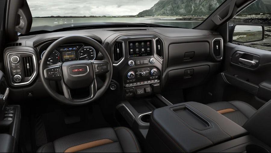 GMC Sierra AT4 EXT 2020