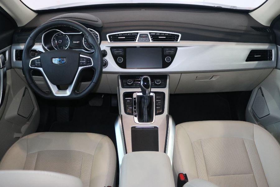 Geely Emgrand X7 Sport GS 2020