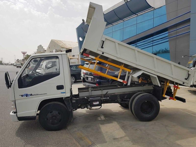 JMC Carrying - Dump Truck 2019