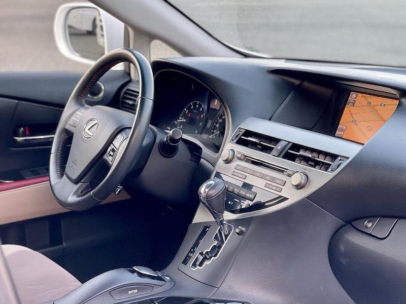 Lexus RX350 2011