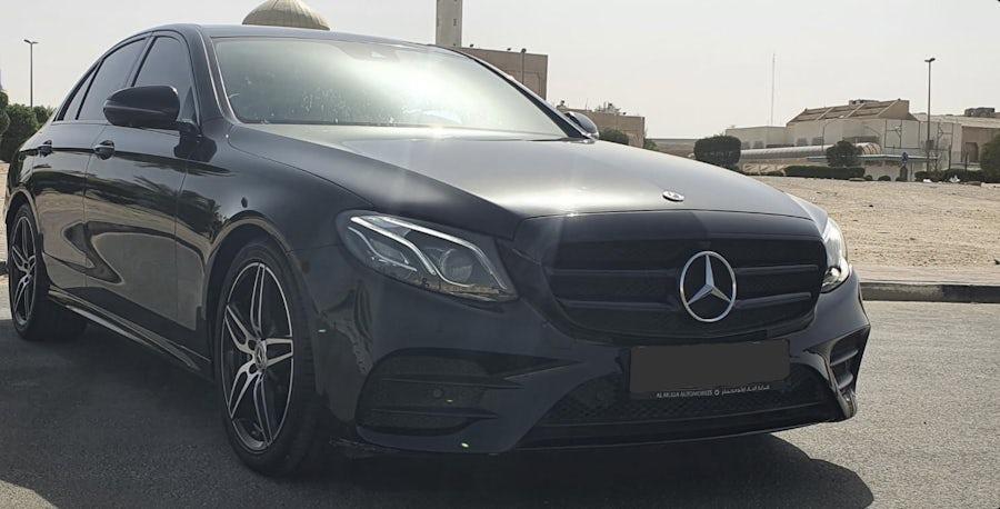 Mercedes-Benz E200 2020