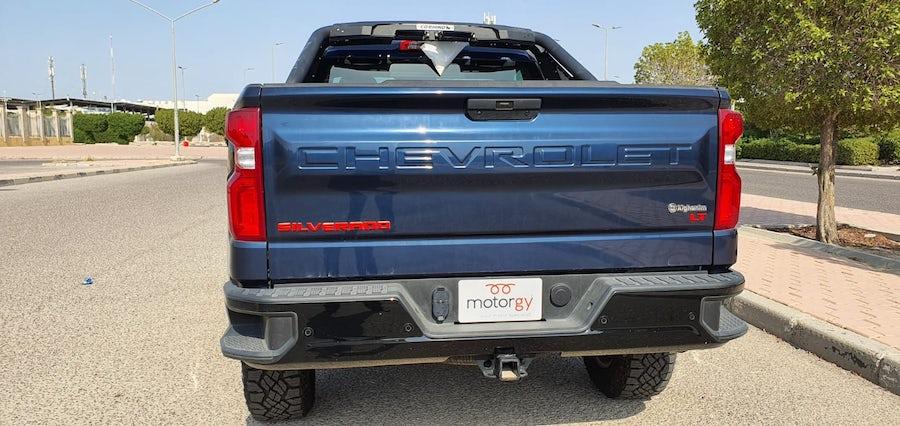 Chevrolet Silverado LT Z71 2020
