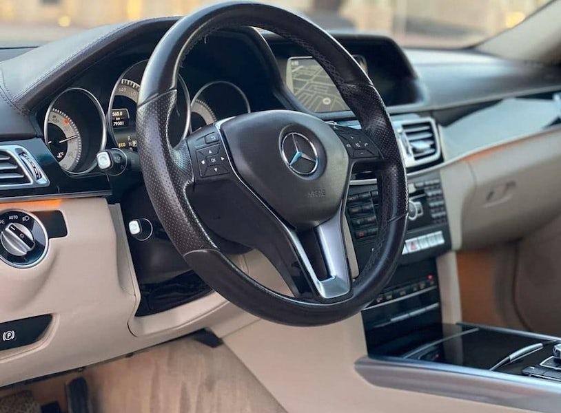 Mercedes-Benz E200 2014