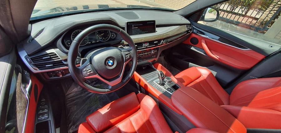 BMW X6 XDrive 35i 2019