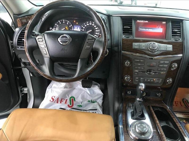 Nissan Patrol Platinum 2015