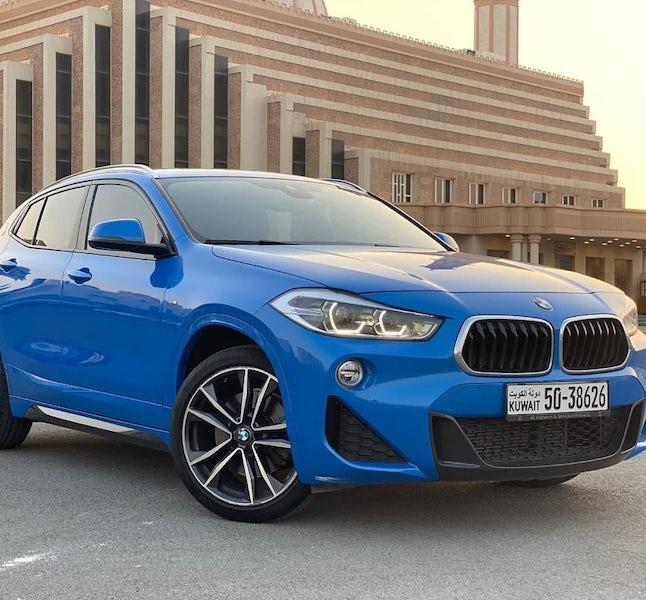 BMW X2 2.0i 2018