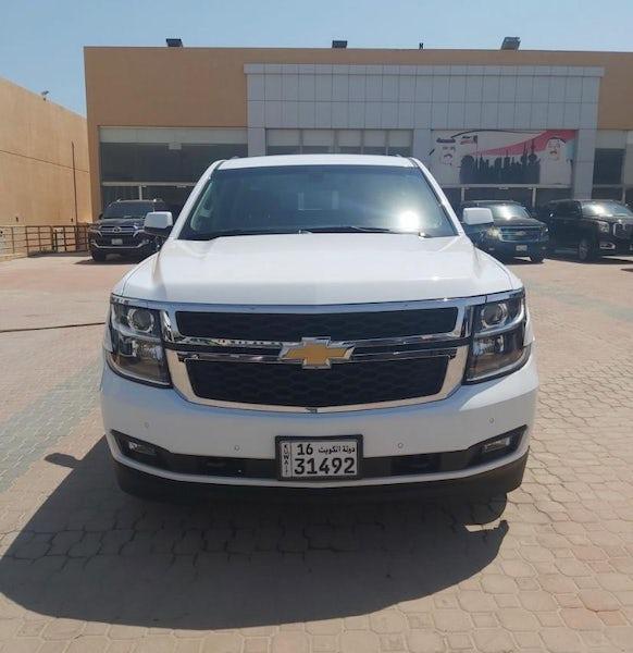 Chevrolet Suburban LS 2019
