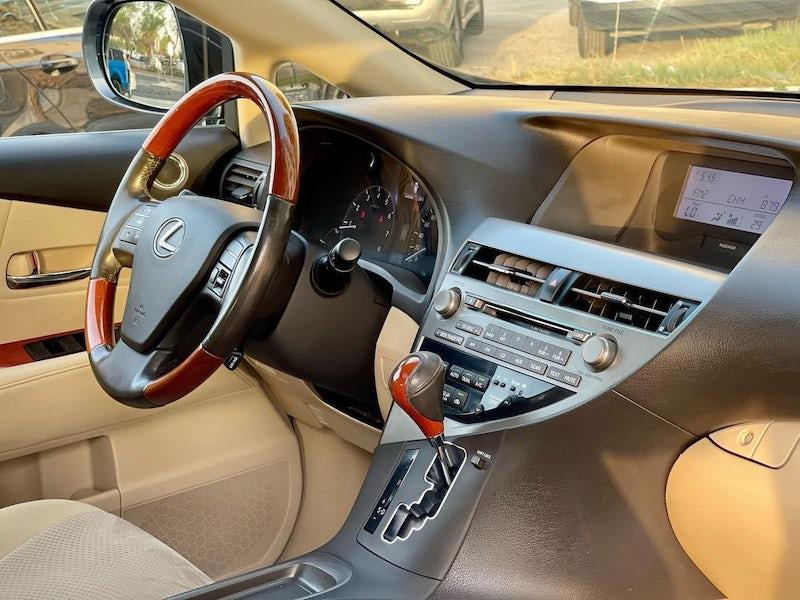 Lexus RX350 2010