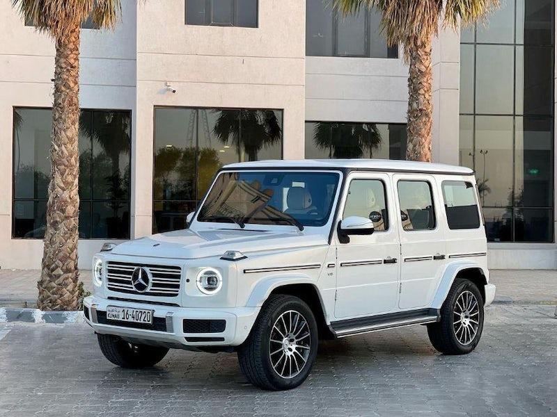 Mercedes-Benz G500 2020
