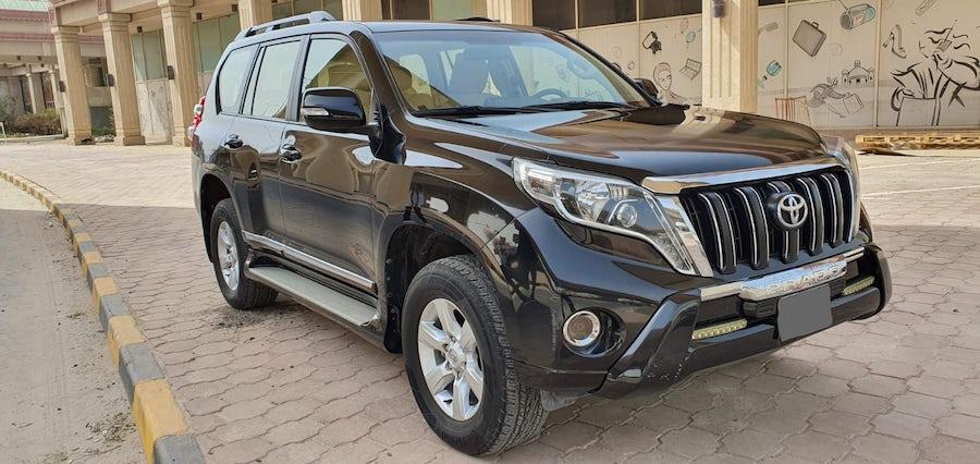 Toyota Prado TXL 2014