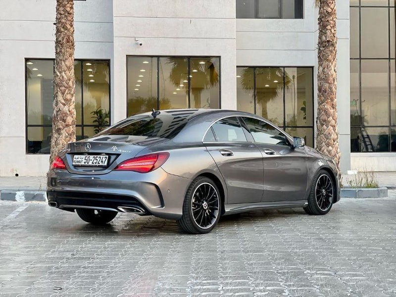 Mercedes-Benz CLA-250 2018