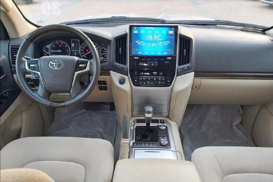 Toyota Land Cruiser GXR Grand Touring 2019