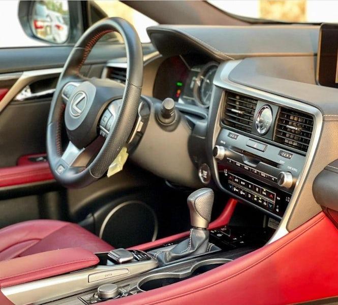 Lexus RX350L Premier (3 Rows) 2019