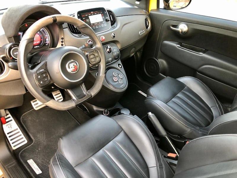 Fiat Abarth 595 Lounge 2018