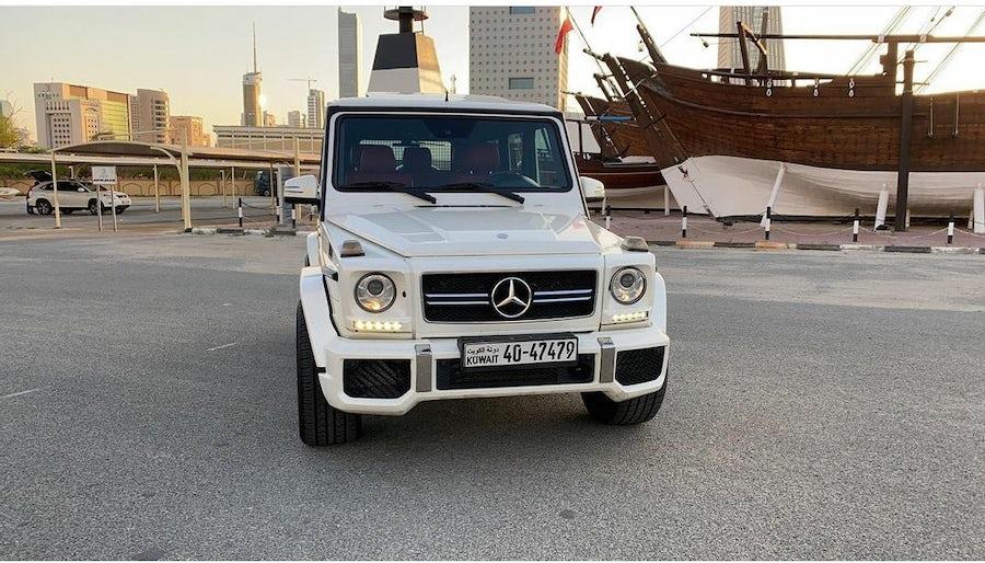 Mercedes-Benz G55 2012