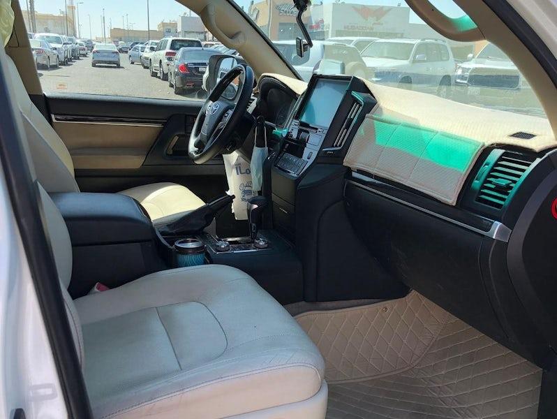 Toyota Land Cruiser GXR 2009