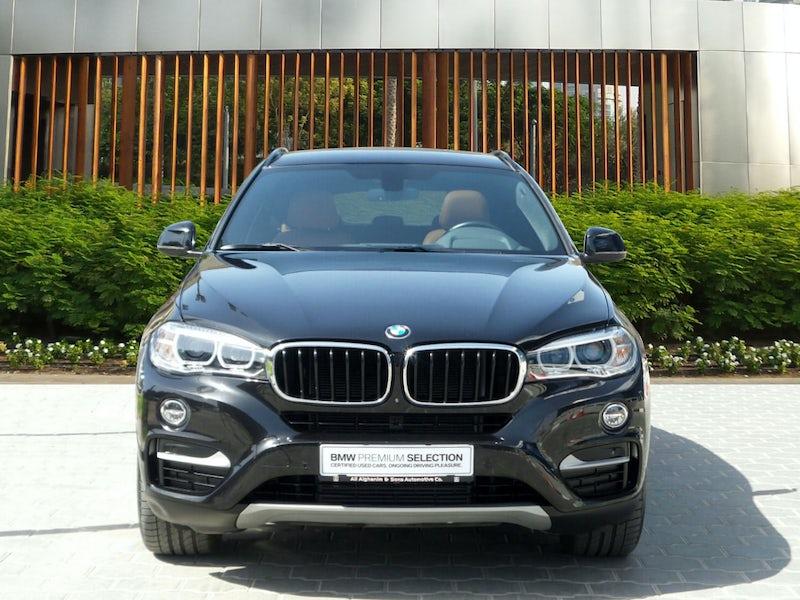 BMW X6 M50i 2019