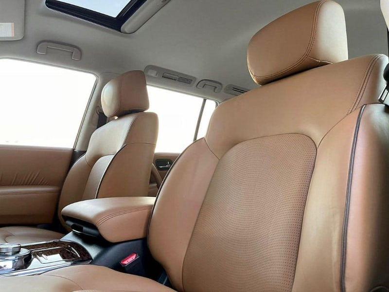 Nissan Patrol Titanuim 2018