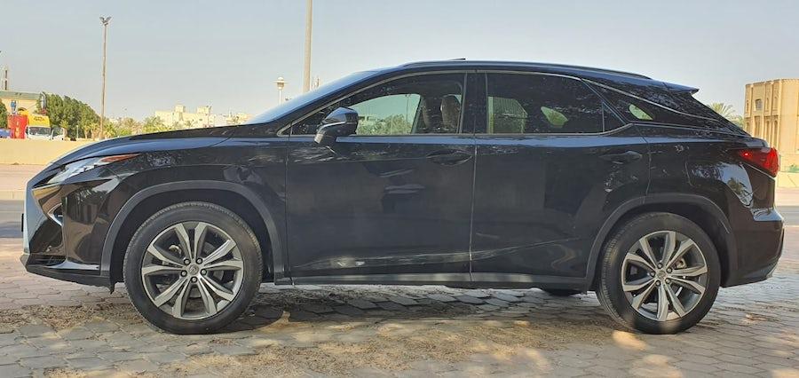 Lexus RX350 2017