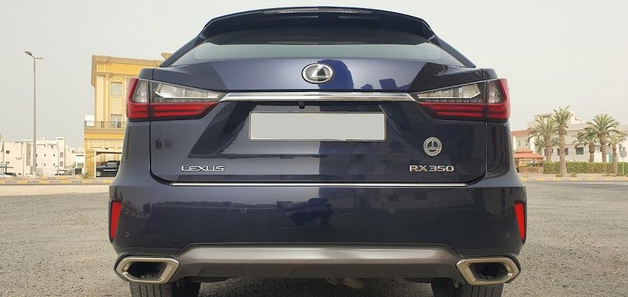 Lexus RX350 2018