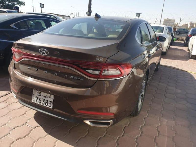 Hyundai Azera 2018