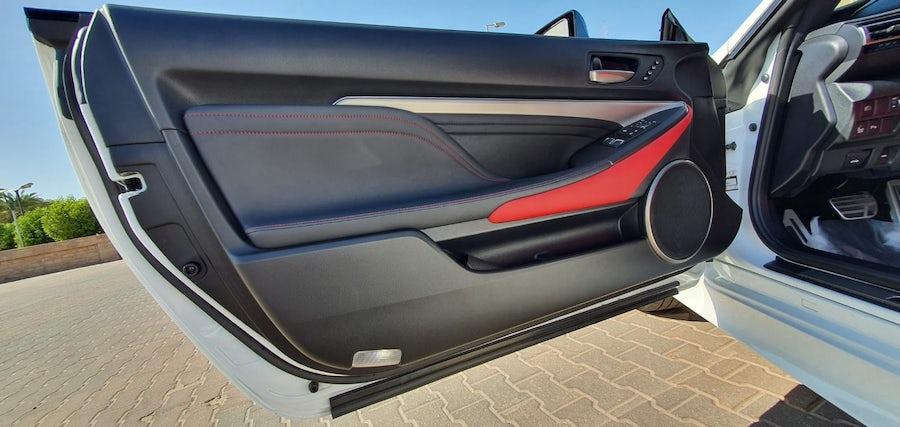 Lexus RC350 F-Sport 2021