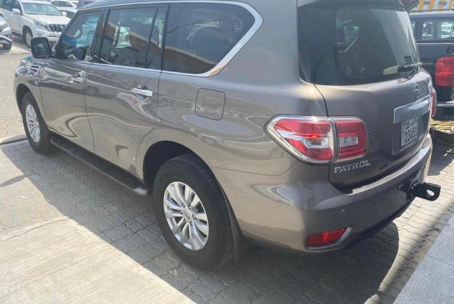 Nissan Patrol LE 2018