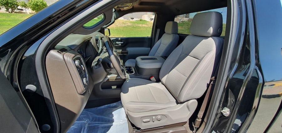 Chevrolet Silverado LT Z71 2019