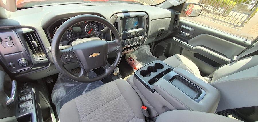 Chevrolet Silverado 2500 HD 2018