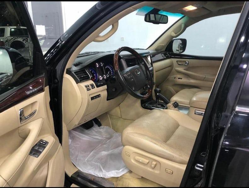 Lexus LX 570 2008