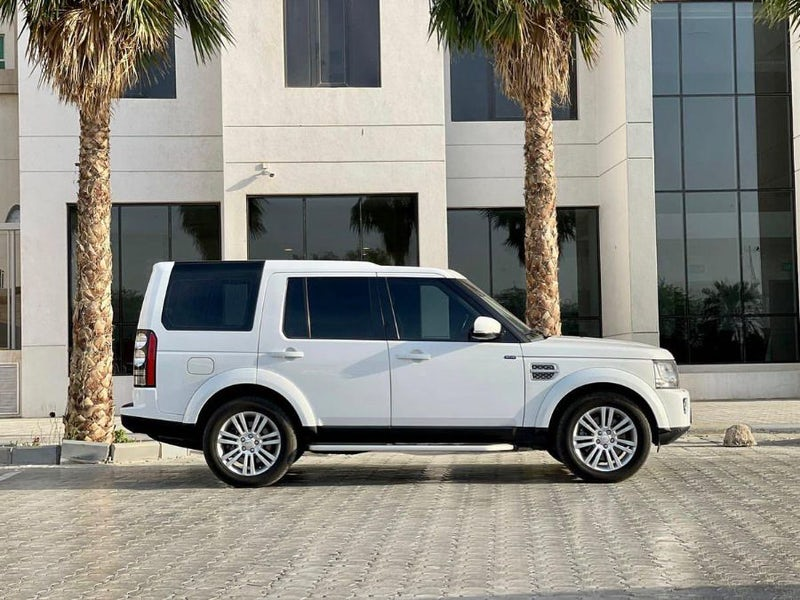 Land Rover Discovery LR4 Supercharged 2015