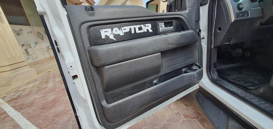 Ford F-150 Raptor 2013
