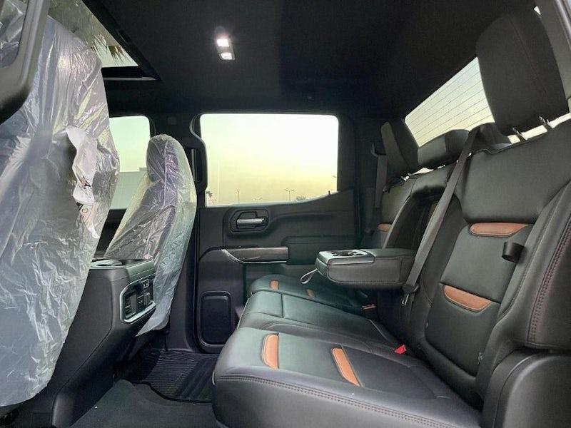 GMC Sierra AT4 2020