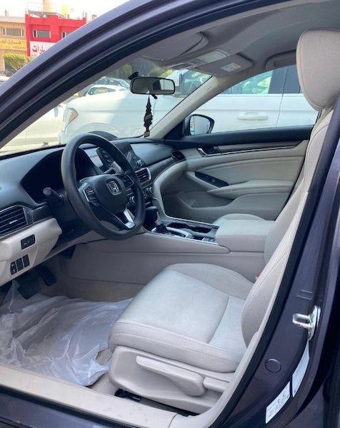 Honda Accord LX 2019