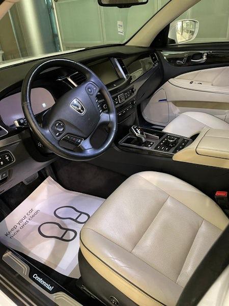 Hyundai Centennial 2016