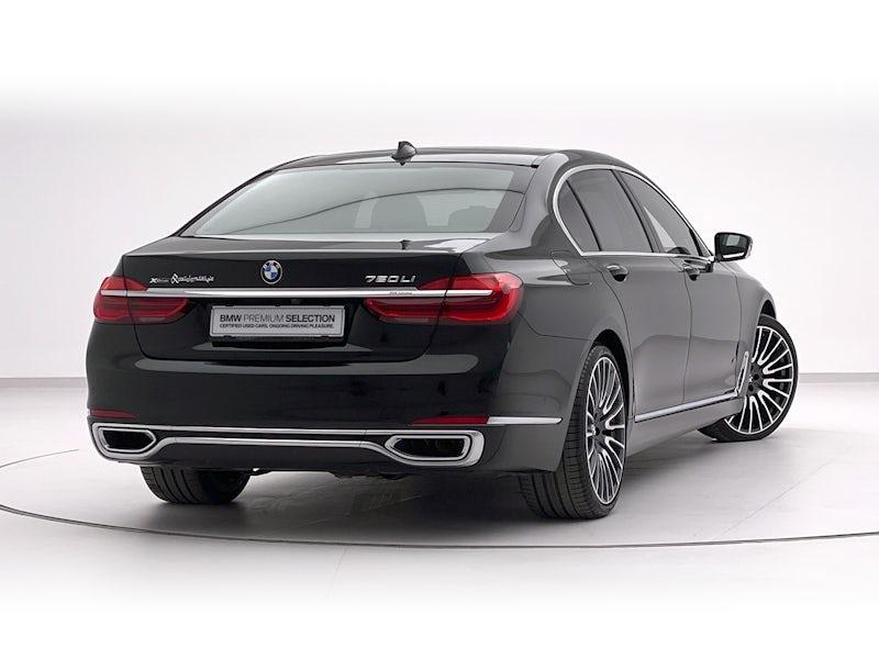 BMW 750Li 2019